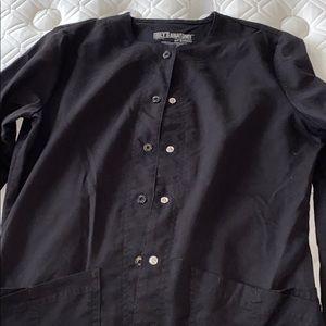 Greys anatomy scrub jacket